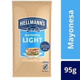 Mayonesa Light Hellmanns Sachet 95 Gr