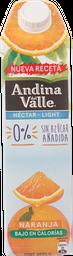 Jugo Naranja Light Andina Tetra 1 Lt