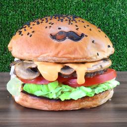 Lunch Callampita Burger