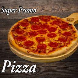 Promo 2 Piizza Peperoni.