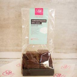 Laminas 65% Cacao - Concentración