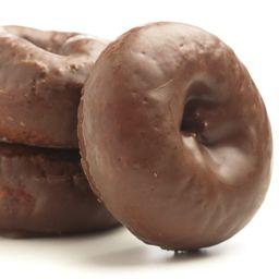 3 Mini Donuts Chocolate