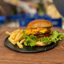4x Burgers Clasicas Del Tío