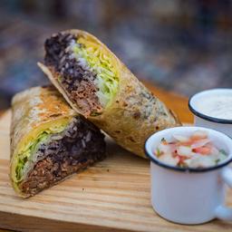 Burrito de Carne Mechada