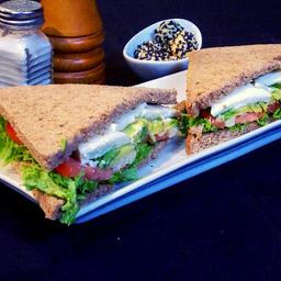 Mi Sándwich Veggi.