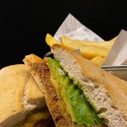 Sandwich Plateada