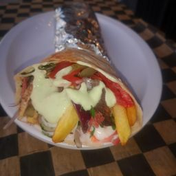 Shawarma Egipto