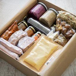 Box Delivery Almuerzo –cena
