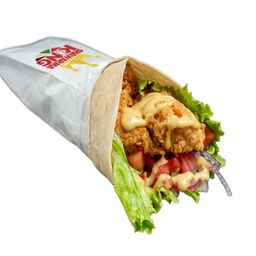 Shawarma Pollo Crispy