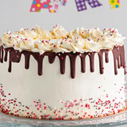 Torta Cumpleaños 20 Porciones