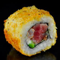 Tuna ebi tempura
