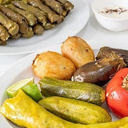 Menú Beit Jala (2 personas)