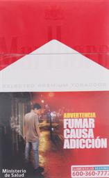 Cigarro Marlboro Box Red 20 U