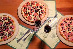 Combo Pizza VI