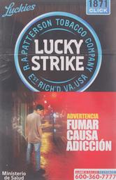 Cigarro Lucky Strike Click Roll 20 Un