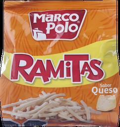 Ramitas Queso 42 Grs Marco Polo