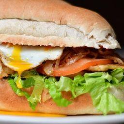 Sándwich Gourmet Limeño