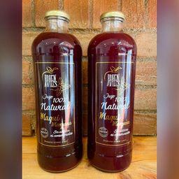 Jugo 100% Natural Blending Maqui & Manza