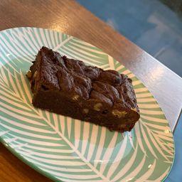 Brownie Chocolate Belga y Nueces