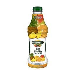 Guallarauco Mango, Piña, Naranja 1 L