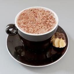 Chocolate Suave 240 Cc