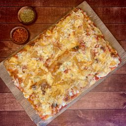 Pizza Massima Formaggi Caramello