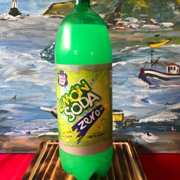 Limón Soda Zero 2l.