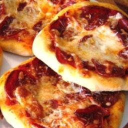 Baby Pizzas Rugrats
