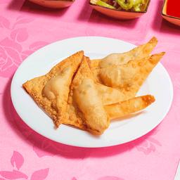 Empanadas de Camaron Ecuatoriano Mandarin