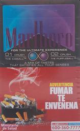 Cigarro Marlboro Double Fusion Box 20 U