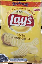 Papas Fritas T/Americano Lays 42 Gr