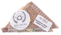 Sandwich Miga Jamon Palta Integ Big 110G