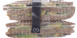 Sandwich Miga J/Palta Int Doble Big 110G