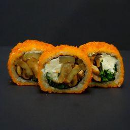 Roll Tempura Mushroon