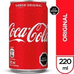 Bebida Coca Cola Mini Lata 220ml
