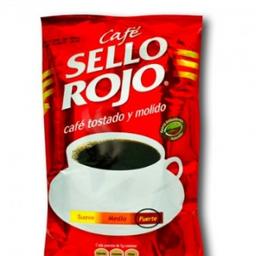 Café tostado y molido Sello Rojo 600gr