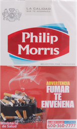 Cigarro Phillip Morris Red Soft 20 U