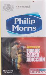 Cigarro Phillip Morris Blue Soft 20 U