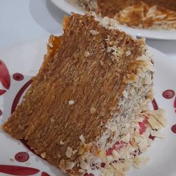 Porción Torta de Milhojas