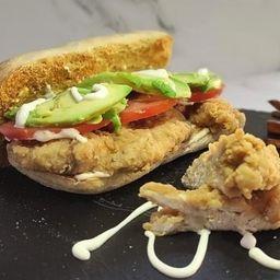 Sándwich Pollo Italiano