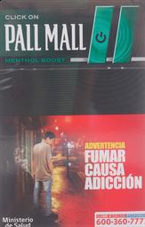 Cigarro Pall Mall Click On Int/M Hl 20 U