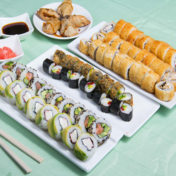 Promo Sushi 6 - 7 Rolls a Elección