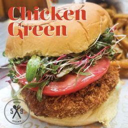 Chicken Green