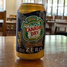 Ginger Ale Zero 350 ml