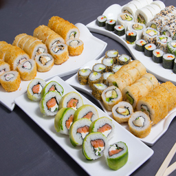 Promoción Sushi a Elección 6