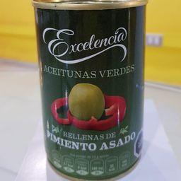 Aceitunas Rellenas con Pimentón 300 Grs