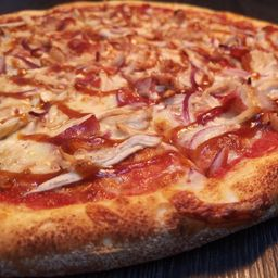 Pizza Pollo Bacon