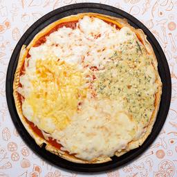 Pizza 4 Quesos