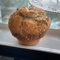 Muffin Banana Nuez