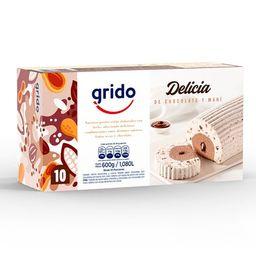 Barra Delicia Chocolate Maní